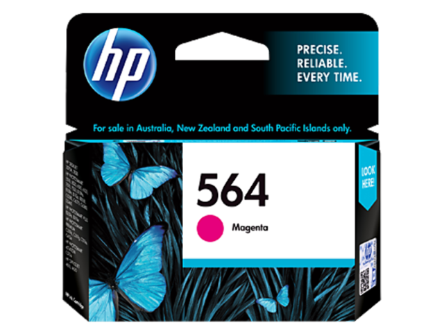 HP 564 Magenta Ink 300 Page Yield