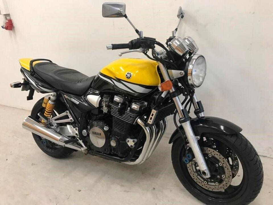 Yamaha, XJR 1300, ccm 1300