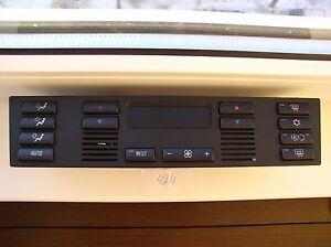 BMW X5 E53 A//C AIR CONDITIONING HEATER CLIMATE CONTROL MODULE 18 PIN MAX 6902560