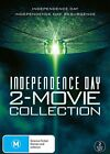 Independence Day / Independence Day - Resurgence (DVD, 2016, 2-Disc Set)