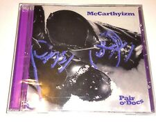 Pair O'Docs by McCarthyizm (CD, Mar-2011) BRAND NEW ROCK