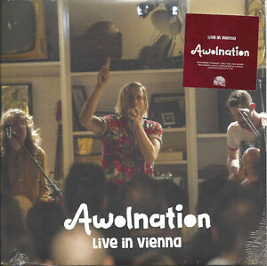 """Awolnation – Live In Vienna   New 7"""" RSD 2018  limited"""