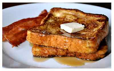 French Toast Fragrance Oil Candle/Soap Making Supplies ***Free Shipping***