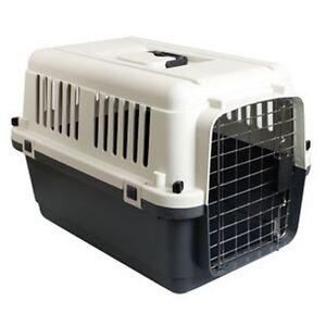 Cage De Transport Pour Chien - Chat Nomad M Norme Iata Homologue Avion Ref513772