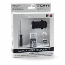 Caméra HD Embarqué + Carte SD pr Hélicoptère Radiocommandé MJX,F645,T640,T40..