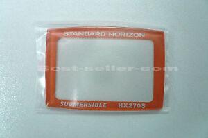 Standard Horizon,HX-270 Window RA0600400(2) (Original) Vertex,Yaesu marine part