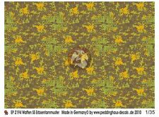 "Peddinghaus 1/35 Waffen-SS Erbsentarn ""Platanen"" type Camouflage Pattern 2194"