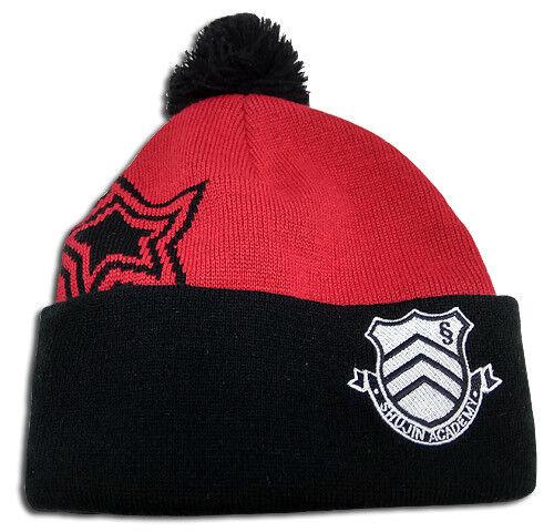 Buy Legit Persona 5 Shujin High School Logo Symbol Beanie Headwear Hat   88214 online  74e18c7701d