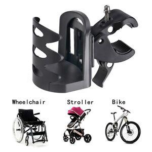Halterung-Getraenkehalter-Trinkwasserflasche-Becherhalter-Radfahren-Rollstuhl