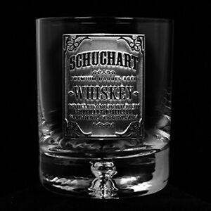 Engraved-Lead-Free-Crystal-Rocks-Glass-Bourbon-Whiskey-Glasses-SET-OF-4-wskyla