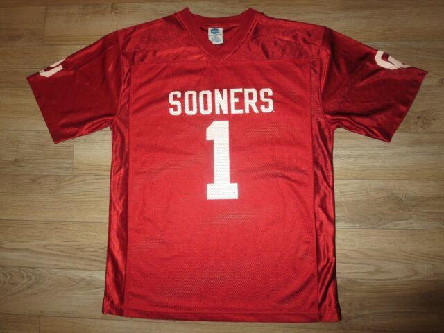Kyler Murray Oklahoma Sooners Jordan Football Jersey - Crimson