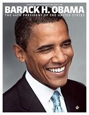 Conde Nast Barack H Obama The 44th President of The Unites States Special Editio