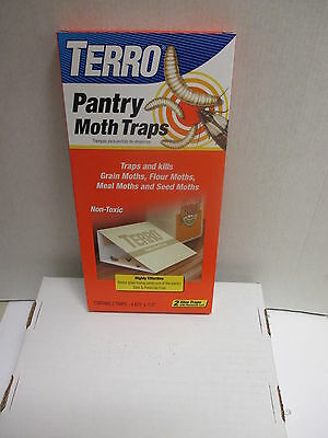 Pantry Moth Traps 1 2pk Grain Flour Meal And Seed