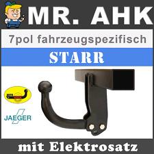 Für Audi A4 8D5//B5 Avant 96-01 Anhängekupplung abnehmbar mit 7pol uni E-Satz