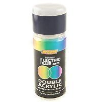 Hycote-Renault-Electric-Blue-Metallic-Double-Acrylic-Spray-Paint-150Ml-Aerosols