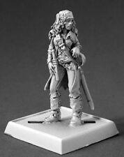 KASSATA LEWYNN- PATHFINDER REAPER figurine miniature rpg jdr pirate rogue 60146
