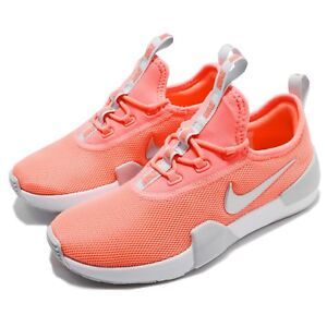 4cda6f656b Nike Ashin Modern PS Pink Silver Preschool Kids Girls Running Shoes ...