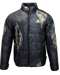 3X 2X L Mens Mossy Oak Eclipse Packable 3M Thinsulate Insulated Jacket Coat Camo