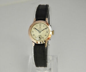 Tudor by Rolex 9ct solid gold ladies watch