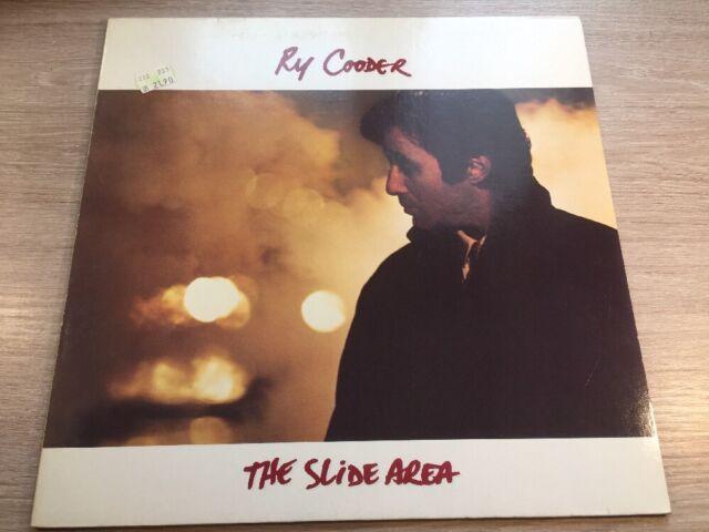 LP WB K 56 976 Ry Cooder – The Slide Area GERMAN VINYL 1982
