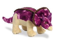 "Aurora World 13""  DINOSAUR TRICERATOPS Plush Super Soft Toy"