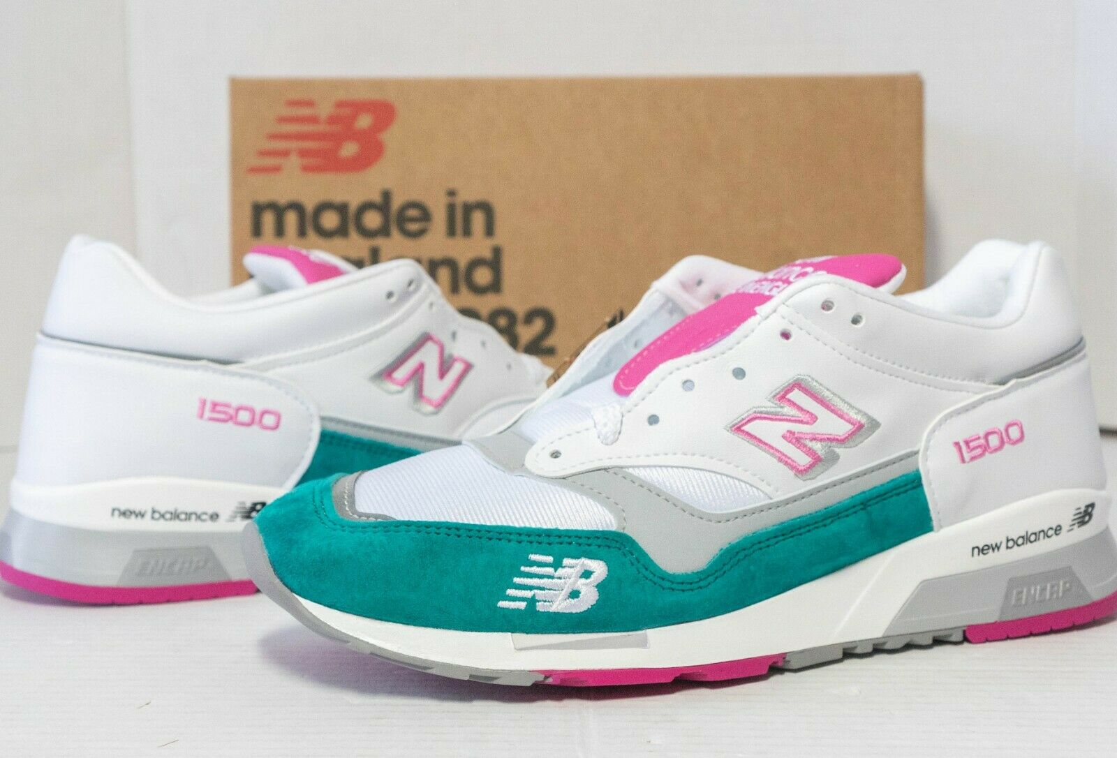 NEW Balance 1500 GT Trainers UK Size 9