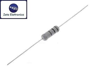 Resistenza Resistore 470R 470ohm 1//4W 5/% carbone lotto di 25 pezzi