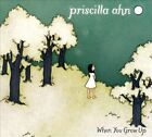 When You Grow Up [Digipak] by Priscilla Ahn (CD, May-2011, Blue Note (Label))