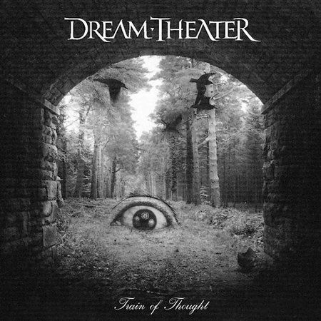 1 of 1 - Train of Thought by Dream Theater Theatre CD Elektra Used But Looks Near New Cd