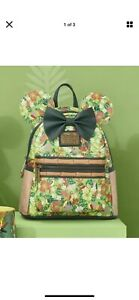 Disney-Minnie-Mouse-Main-Attraction-May-Tiki-Room-Loungefly-Backpack-Bag