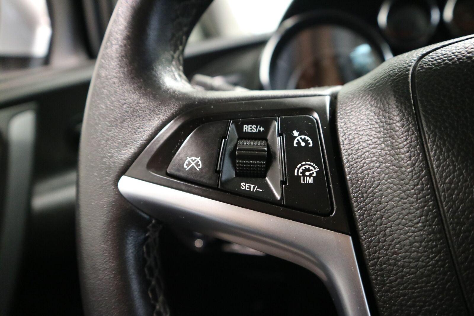 Opel Astra 1,4 T 140 Sport Sports Tourer - billede 4