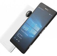 Microsoft Nokia Lumia 550 White 3G Unlocked Smartphone - Dual cameras,Quad-Band