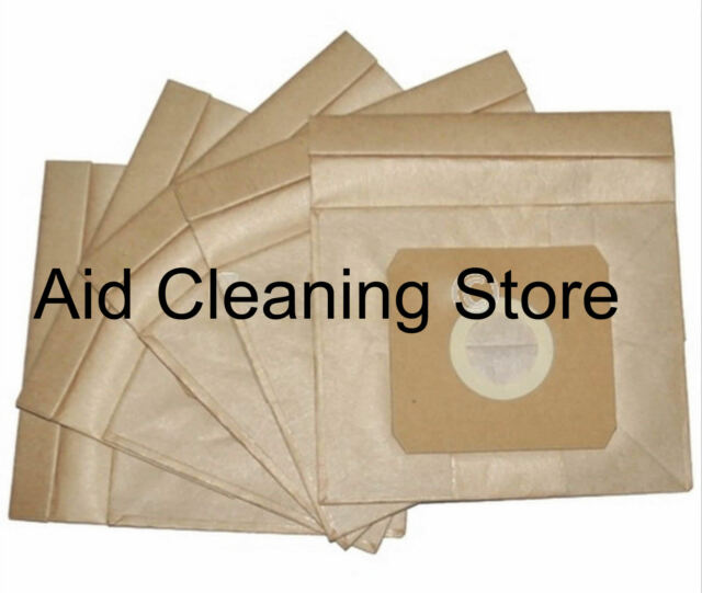 5 x ELECTROLUX The Boss Vacuum Cleaner Bag Hoover Bags Z2282 Z2250 Z2255 Z2256