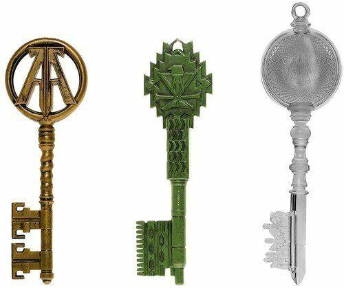 Funko-Figurine Ready Player One-clés jade cristal cuivre 7 cm 0889698300186