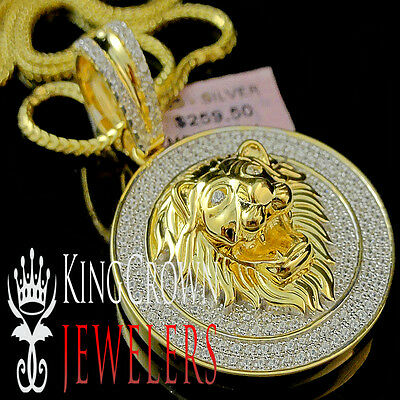 Jewels By Lux 10K Yellow Gold Cruise Ship Pendant