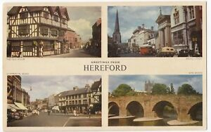 Hereford-Multiview-PPC-Unposted-By-Jarrold-Broad-St-amp-Commercial-Rd