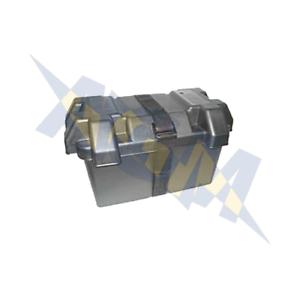 Durite 0-087-45 Large Black Moulded Plastic Battery Storage Box 325x185x200mm