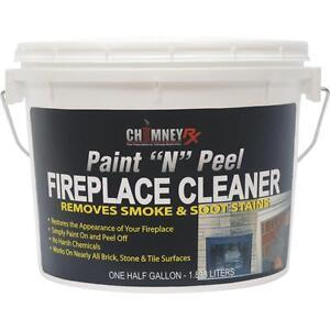 Chimney Rx Fireplace Cleaner Ebay