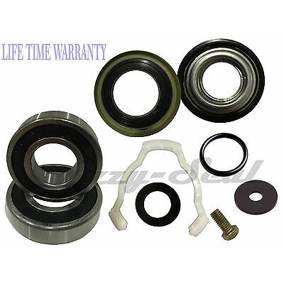 Neptune Washer Front Loader Seal 2 Bearings and Washer Kit 12002022