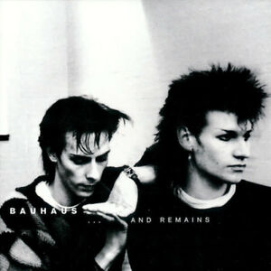 Bauhaus-And-Remains-New-amp-Sealed-Rare-Digipack-CD