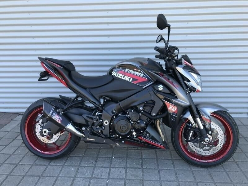 Suzuki, GSXS 1000, ccm 999