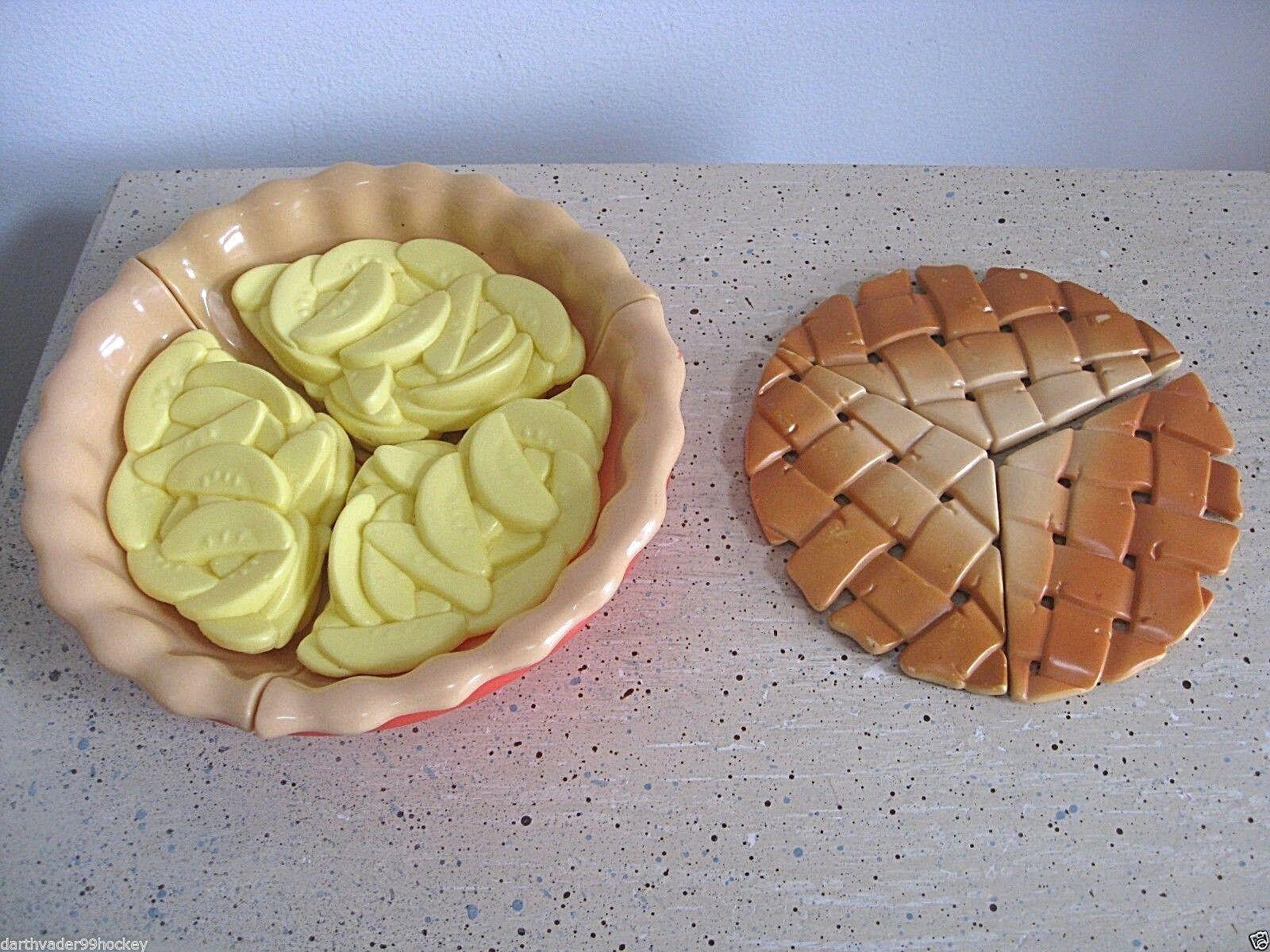 Fisher - price fun food tikes  berraschung obst gitter kuchen  apple - keine andere