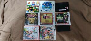 Nintendo-3ds-Mario-amp-Zelda-games