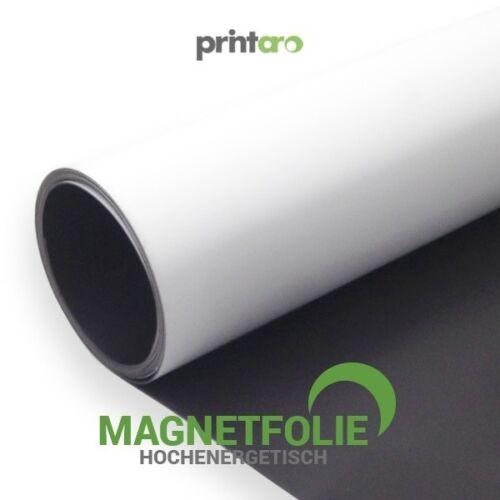 Hochenergetische Magnetfolie unbedruckt1000 x 300 mm