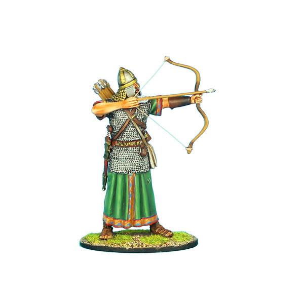 ROM074 Östra Hjälpmedlet Archer står i strid av First Legion