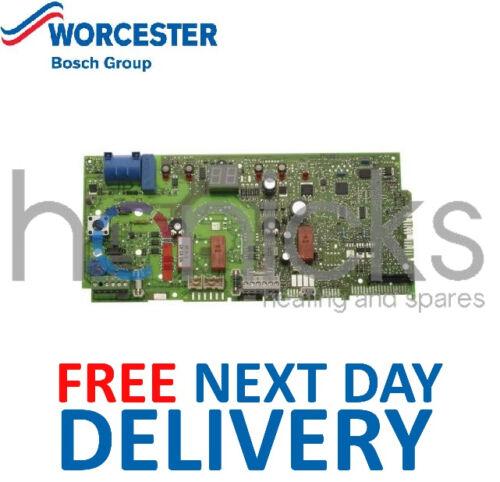 Worcester Bosch Greenstar R25 28 29 30 35 40 HE PCB 87483005120 Genuine Part NEW