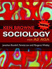Sociology for A2 AQA by Pamela Law, Jonathan Blundell, Ken Browne, Margaret Whalley (Paperback, 2009)