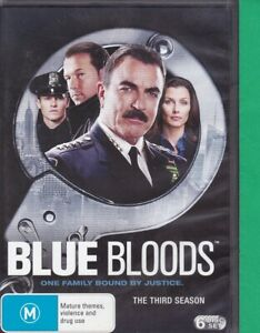 Blue-Bloods-Season-3-L-DVD-2014-6-Disc-Set-Region-4