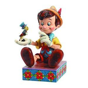 Figurine Disney Traditions Pinocchio 17 Cm 75th Anniversaire Résines Statue 1