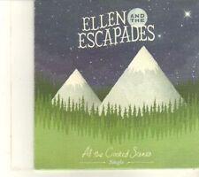 (DR734) Ellen And The Escapades, All The Crooked Scenes - 2012 DJ CD